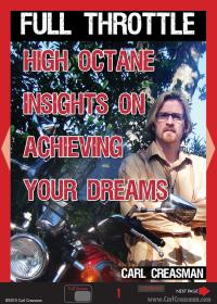 Full Throttle: High Octane Insights on Achieving Your Dreams